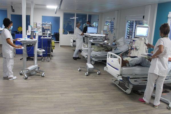 Salle de dialyse ouest 1