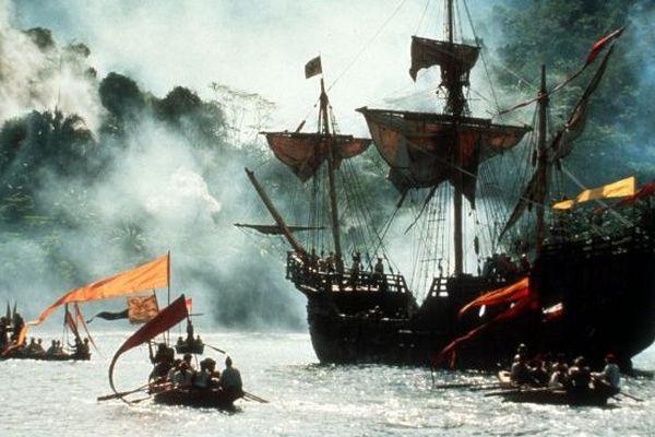 Caravelle de Christophe Colomb