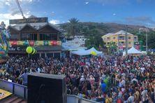 Habitués, novices, ils étaient plusieurs milliers à participer à la 23ème édition du Grand Boucan ce dimanche 23 juin à Saint-Gilles.