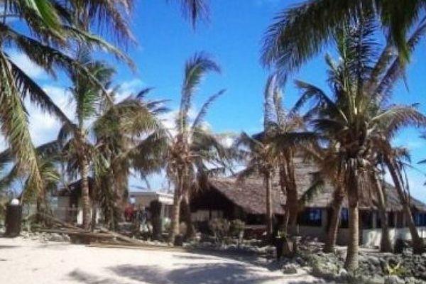 Vanuatu : hôtel de Tanna