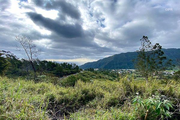 Météo froid les Hauts de La Réunion