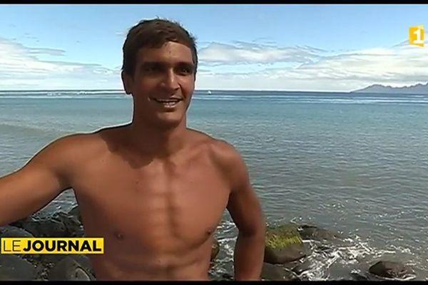 Tikanui Smith : le surfeur de grosse vague prêt pour les trials