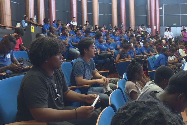 Cayenne : 9ème édition du Forum Etudiant des Métiers et Carrières