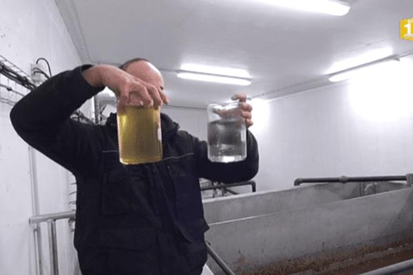 filtrage eau miquelon