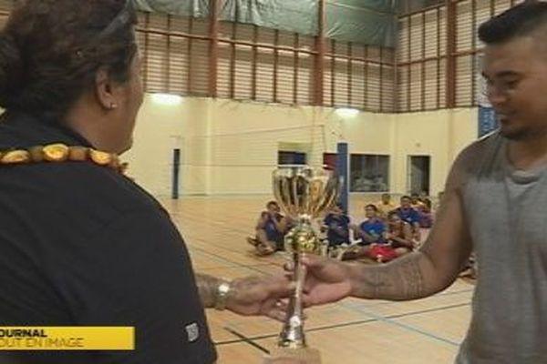 finales inter-services de volley ball