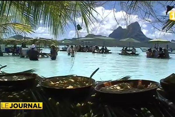 Bora-Bora : l'île aux 100.000 touristes