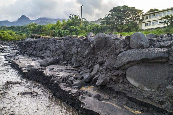 Roches lahar