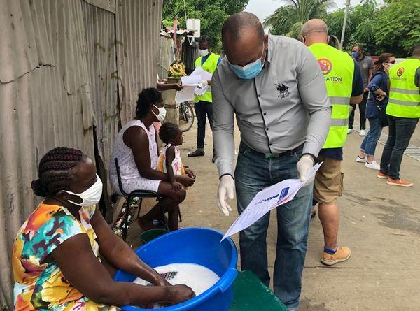 mobilisation contre le coronavirus