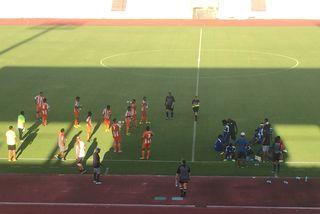 L'AS Lössi et Hienghène Sport sont passés par les tirs aux buts pour le Trophée de Super Champion.