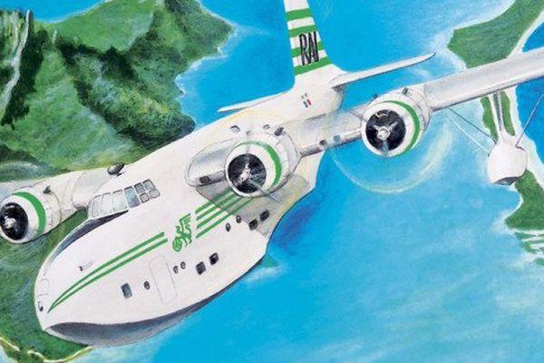 Bientôt 60 ans pour Air Tahiti