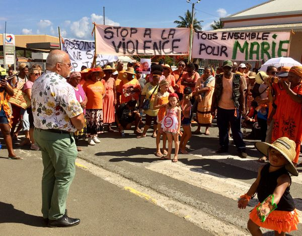 Bourail Marche pour Marie