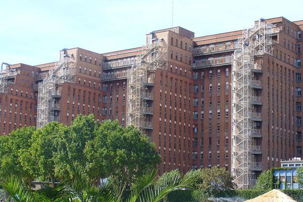 Hôpital Beaujon