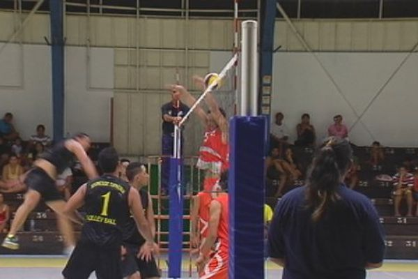 volley ball tournoi des as