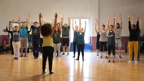 cours de danse lsf ensemble