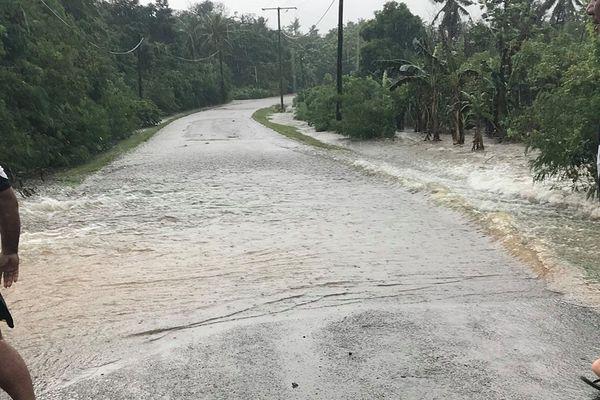 inondation hihifo