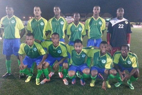 Equipe de Guyane