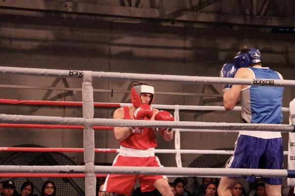 Rencontre avec Tama Hiquily, boxeur