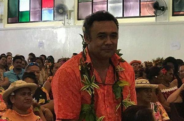Thierry Temauri, directeur de l'enseignement protestant.