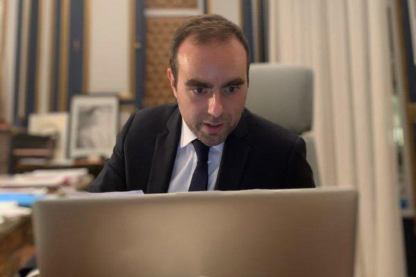 Sébastien Lecornu, ministre des Outre-Mer