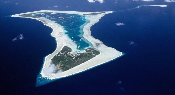 L'atoll de Puka Puka - Tuamotu