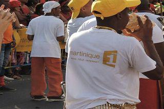 Martinique 1ère logo (tee-shirt)