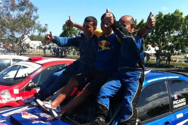 Rallye automobile 2012 Picard