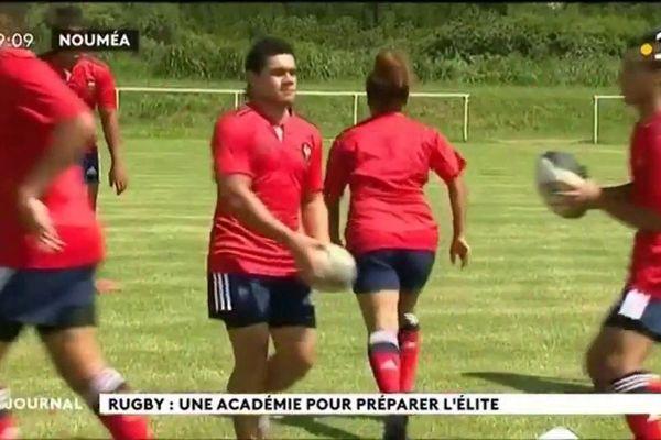 Ouverture d'une académie de rugby en Nouvelle Calédonie