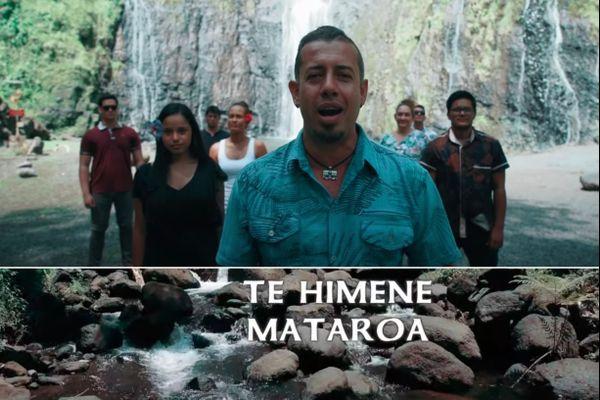 """Te himene mataroa"" : une chanson solidaire de fin d'année"