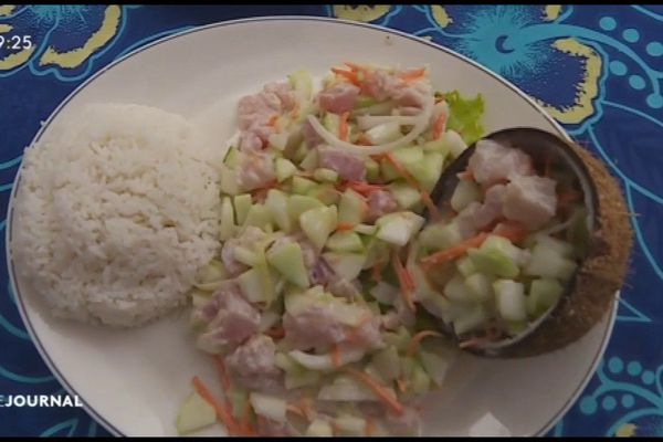 Au cœur du fenua : à la roulotte à Huahine