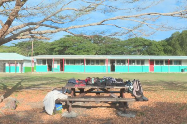 Rentrée centre scolaire Baganda Kaala-Gomen