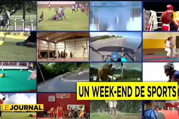 Un week end de sports