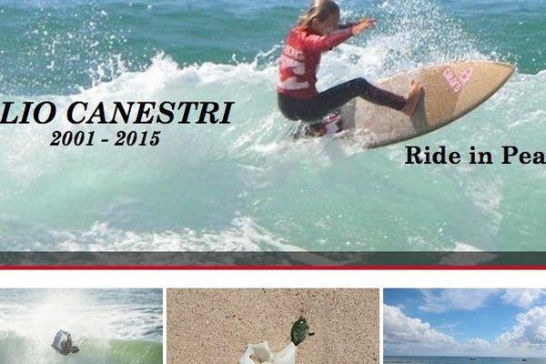 Elio Canestri (hommage à Vieux Boucau)