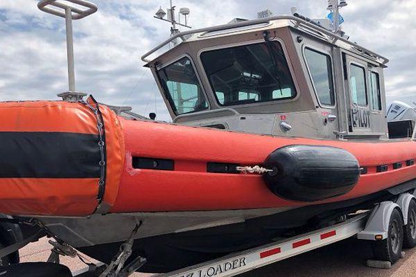 Nouveau bateau pilote
