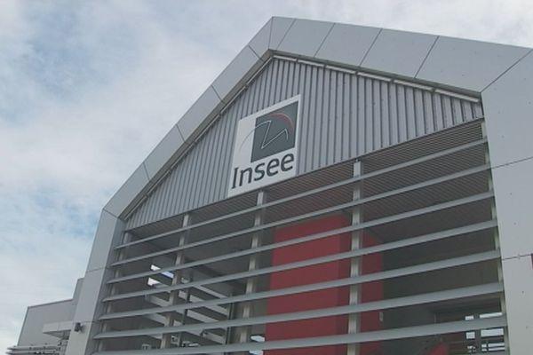 Nouveau bâtiment de l'INSEE
