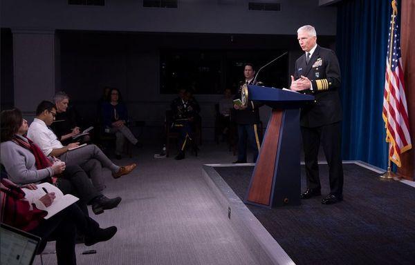 Amiral Craig Faller