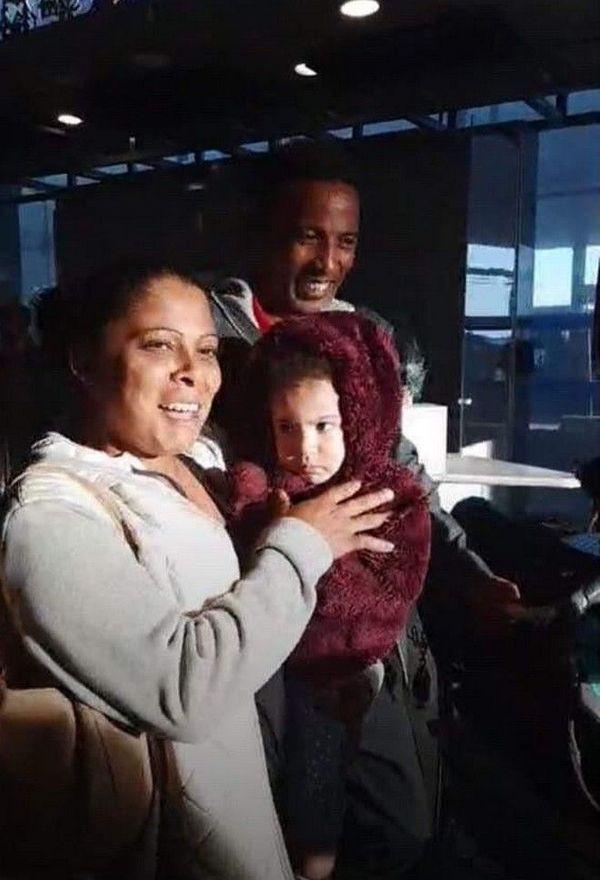 neyma et ses parents opération coeur aéroport bordeaux 271219