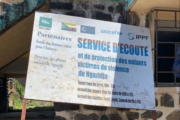 service d'écoute Comores