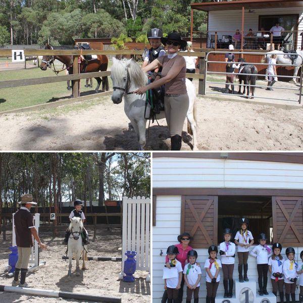 Danièle et son mari sont à la tête du Gold Coast Equestrian Centre