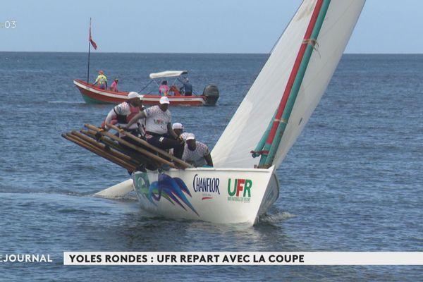 Coupe de Martinique des Yoles Rondes