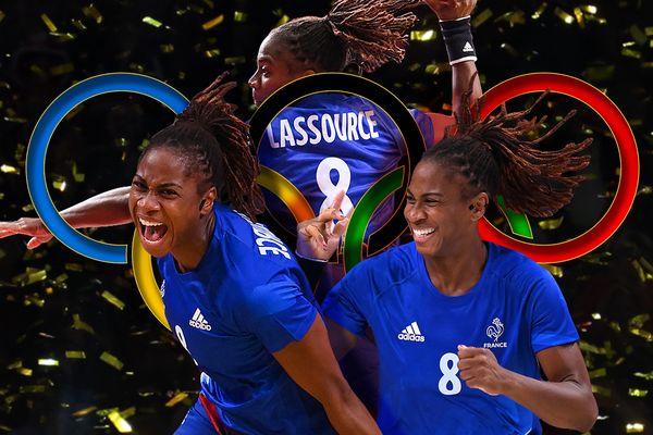 Mon rêve olympique - Coralie Lassource