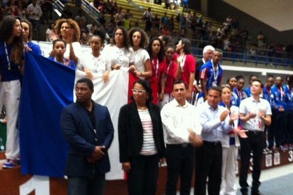 JIOI 2015 basket ball finale femmes