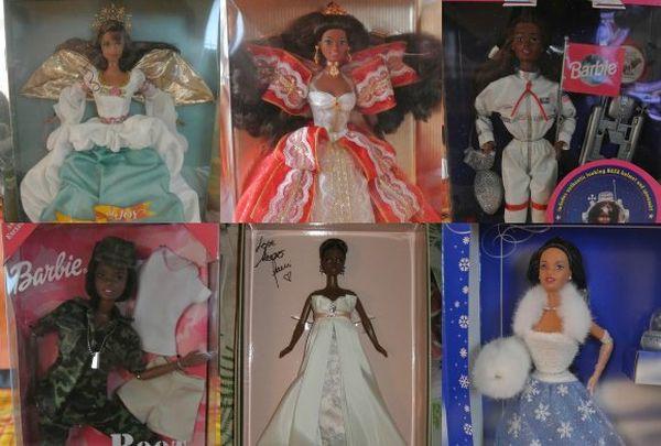 Barbies noires