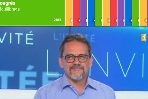 Philippe Dunoyer : invité politique du 4 décembre