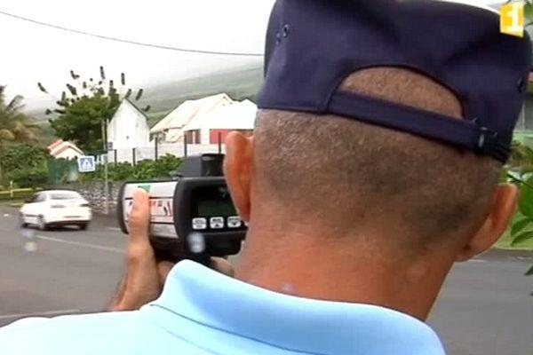 Contrôles routiers : radar jumelles