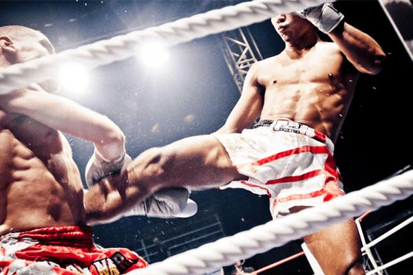 Total Muay Thai (18/03/15)