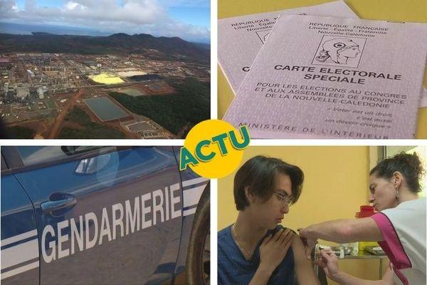 Projet Lucy, listes électorales, délinquance et vaccination : l'actu à la 1 de ce vendredi 18 juin 2021