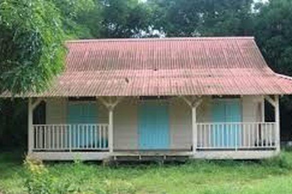 Maison traditionnelle de Kaw