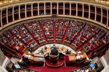 L'hémicycle de l'Assemblée nationale à Paris (image d'illustration).