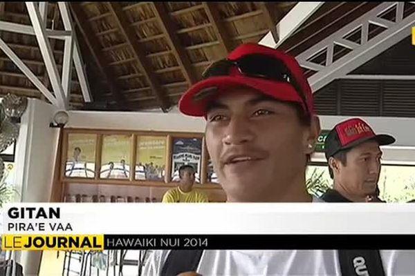 Hawaiki nui vaa : veillée d'armes à Huahine
