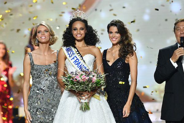 Miss Guyane élue Miss France